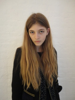 the-waste-land:  Sophie Yall @ IMG Models