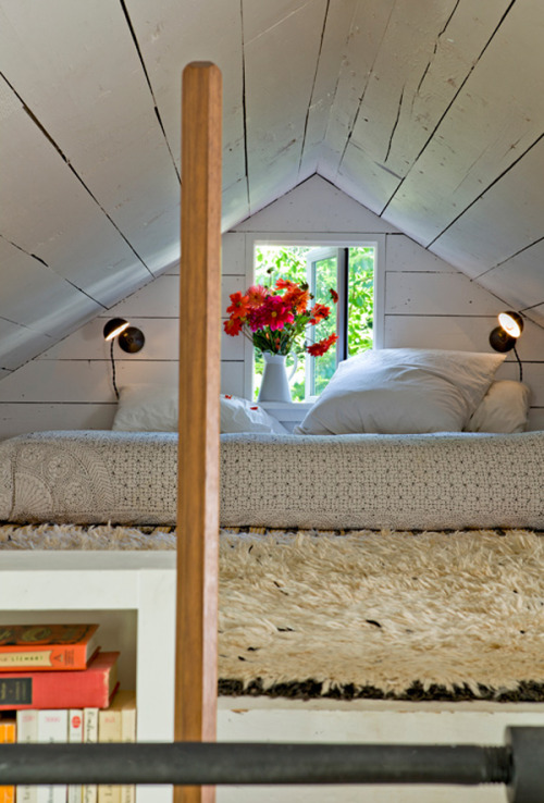justbesplendid:  the attic