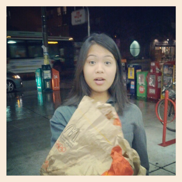 Fry? @gheemendoza  (Taken with Instagram)