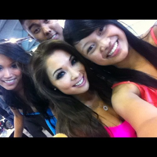 Driven 2012 @stephly100 @naomisayo @mzb (Taken with Instagram)