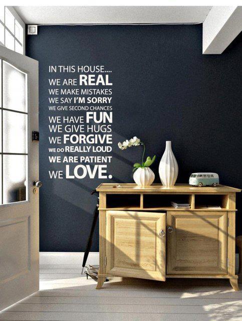 Typography Interior Design interiors graphic design