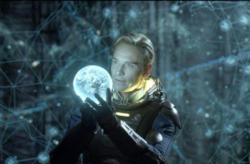 Just saw Prometheus and while not a great film, it did re-awaken my interest in the genre.  Specifically, works of popular art questioning the origin and meaning of human life.  I'll be examining these works, including fine art, films, and music in the coming weeks.
