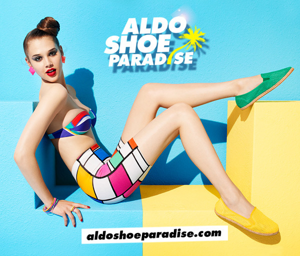 Play in ALDO Shoe Paradise & WinCollect all of the shoes in paradise for a chance to win an all-you-can-grab ALDO shopping spree. http://www.aldoshoeparadise.com/