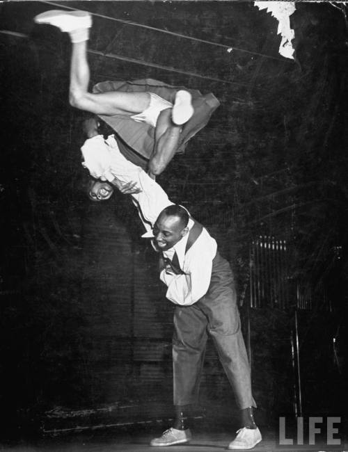 The History of Lindy Hop Frankie Manning and Ann Johnson, 1941