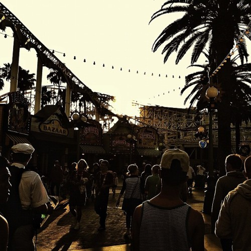 Taken with Instagram at California Screamin'
