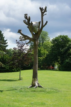 Giuseppe Penone at dOCUMENTA 13 (via)