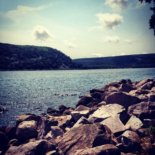 Devil's Lake :) (Taken with Instagram)