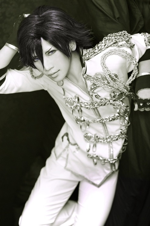 """And even Adonis would be jealous."" Uta no Prince Sama - Ichinose Tokiya crossplay"