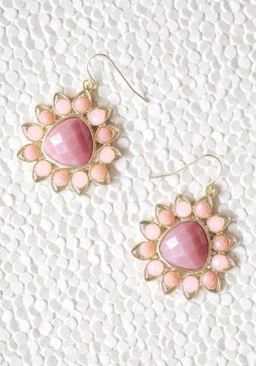 (via Spinning Gem Earrings)