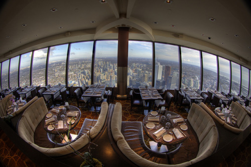 mikexgray:  360 Restaurant by ncj448 on Flickr.