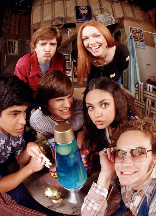 hopelessdreaamers:  that 70's show