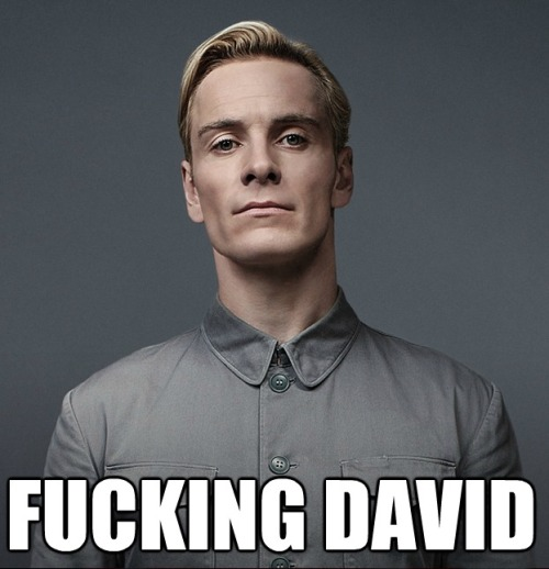 This is what I kept saying while watching Prometheus.