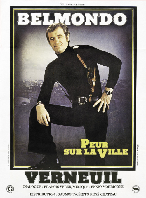 Peur sur la ville aka The Night Caller (1975)