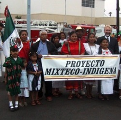 soft-spoken-changes-nothing:     Mixteco/Indigena Community Organizing Project (MICOP) was founded in 2001 to address the pressing concerns of  Ventura County's most vulnerable and marginalized residents: indigenous farm workers from the southern Mexican state of Oaxaca. Speaking only the Mixteco language, Mixtecs are subject to discrimination and exploitation at work, in the marketplace, and in housing.    MICOP is comprised of English-, Spanish-, and Mixteco-speaking people who have come together to empower and help improve the health and well being of indigenous Oaxacans in Ventura County.  We mentor leaders, trainpromotores de salud, or healthcare outreach workers, and work to organize local Mixtecs to develop a collective voice for advocacy and action. Members of the Mixtec community serve on our Board of Directors and take an active role in all of our activities.