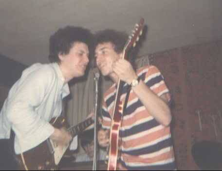 simplybek:  Mike Bloomfield and Elvin Bishop
