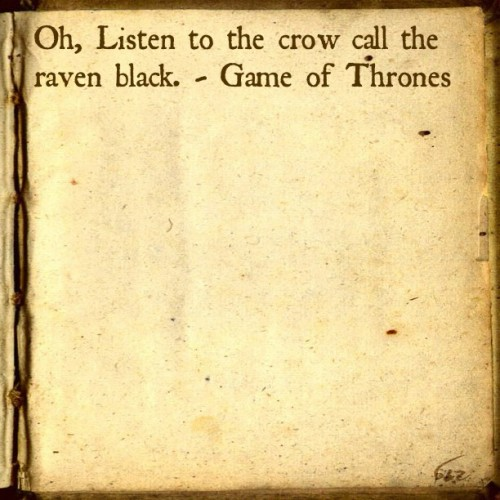 #tweegram #gameofthrones #book (Taken with Instagram)