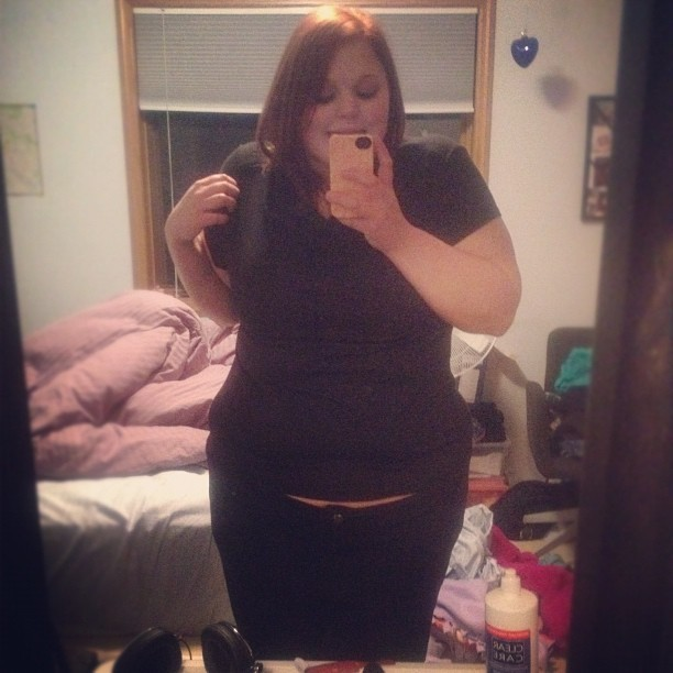 Down almost 50 pounds ;) #GettinThere (Taken with Instagram)