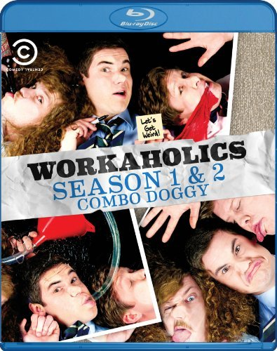 "Available now in stores and to order online, the Workaholics Season 1 & Season 2 Combo Doggy is your one-stop center for all things Workaholics. Containing every Season 1 and Season 2 episode, ""Drunkmentary"" by Mail Order Comedy and Showrunner Kevin Etten on each, and enough special features to fill the decapitated body of Reptar/Cee Lo Green (RIP), it's the collection no true Workaholics fan can live without. Coming soon to the Workaholics Tumblr, we'll have some exclusive ""Drunkmentary"" clips to let you sample the flavor we hope you savor.   Already digested the full doggy?  Let us know your favorite Special Feature and we'll post some the best responses in the coming weeks. Also available, Season 2 solo; it's face is an awesome face."