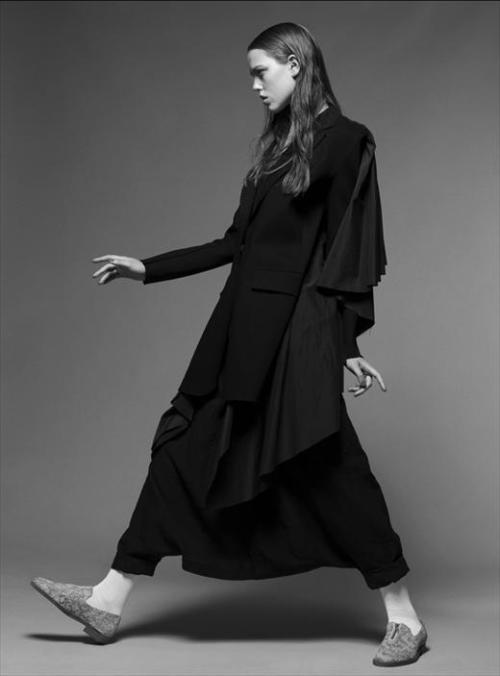 obsessee:  Josefien Rodermans shot by Joachim Mueller-Ruchholtz for Another S/S 12