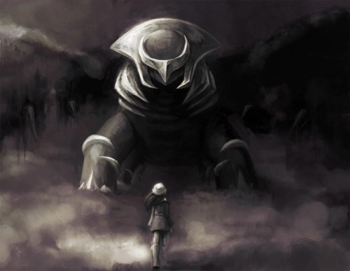 The time with which you find Giratina, the epic battle to get him. // El momento con el que te encuentras con Giratina, la épica batalla por atraparlo.