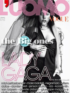 "ladyxgaga:  SECOND TIME'S A CHARM: When Lady Gaga's first Vogue cover was published in March 2011, it was an instant hit at newsstand and eventually became the second biggest seller of the year. No wonder Vogue is going with Gaga again, this time for its all-important September cover. According to sources, Gaga has already been shot by Mert Alas and Marcus Piggott to mark the debut of her first fragrance from Coty Beauty, which is set to come out sometime in the fall. The scent may be named Monster, according to reports. When she signed the license in September 2010, Gaga said it would smell of ""blood and semen."" Perhaps she'll tweak that description a bit for the Vogue reader.  The September issue???? I hope this is true but since the source is super l8 on that perfume name, IDK. D:"
