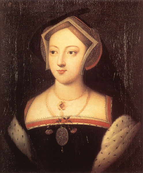 """Mary Boleyn was the sister of English Queen consort Anne Boleyn and a member of the Boleyn family, which enjoyed considerable influence during the reign of King Henry VIII of England. Some historians claim she was Anne's younger sister, but her children believed Mary was the elder sister, as do most historians today."""
