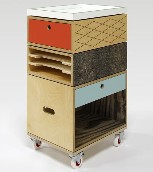 The Trolley, from Labt. Via Design Milk.