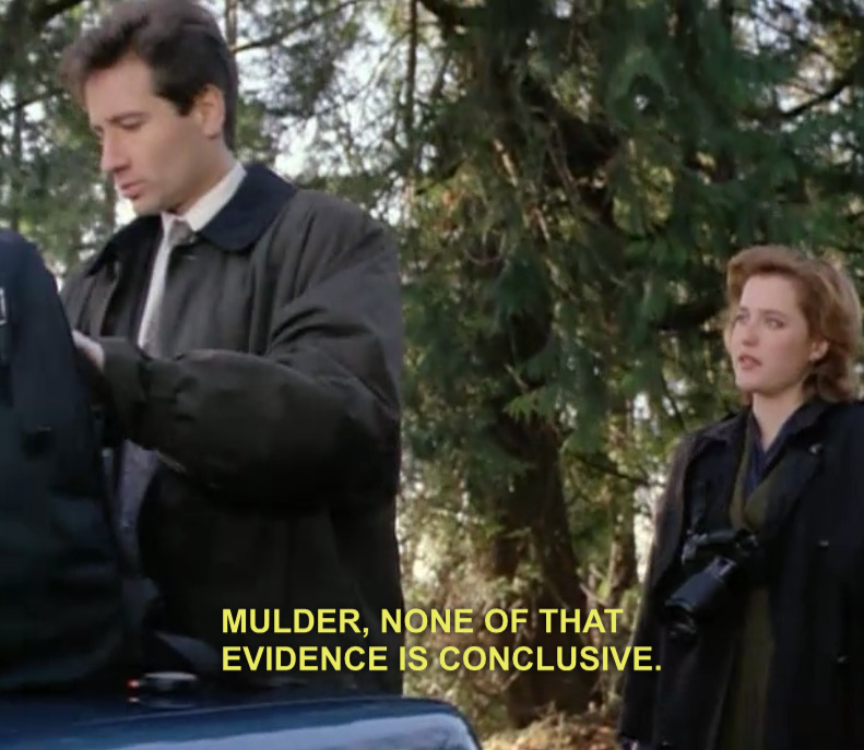 agentscully:  the entire show encapsulated in one screencap