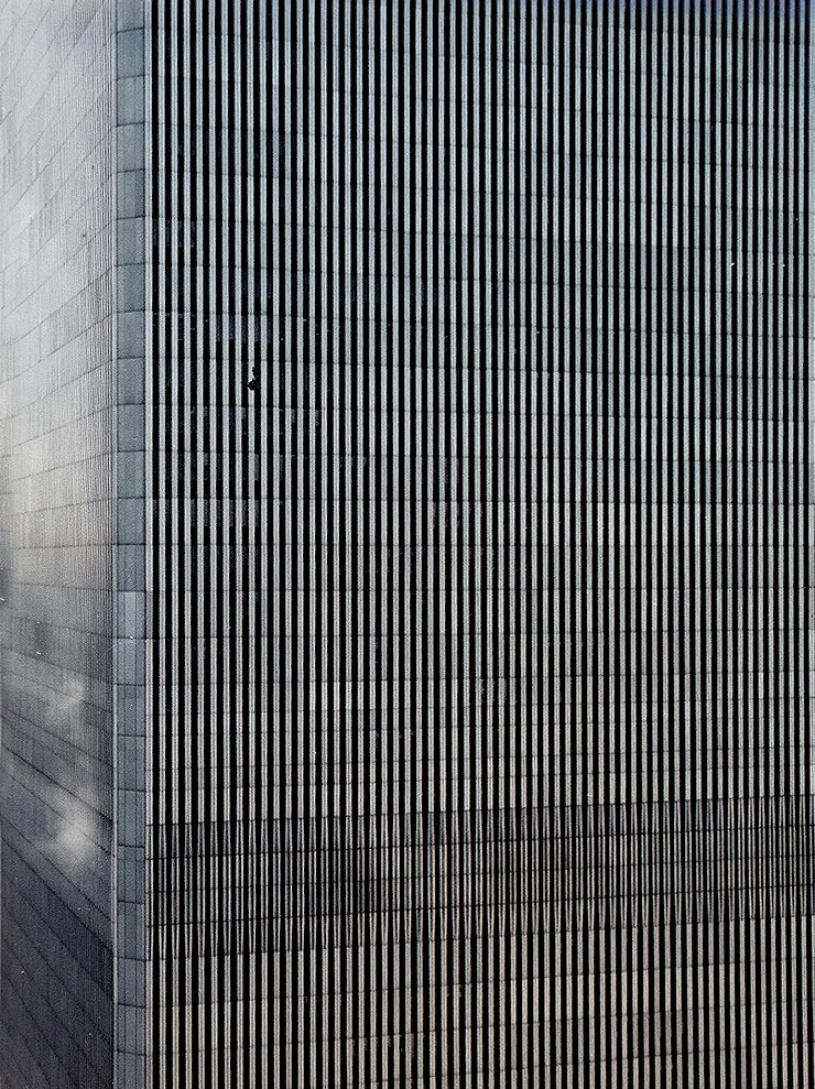 atomicfuck:  jesusaintdead:  the aesthetics/visual appeal of the twin towers is pretty ridics  Miss you