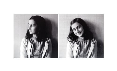 wowloverly:  Happy Birthday to the beautiful Anne Frank.