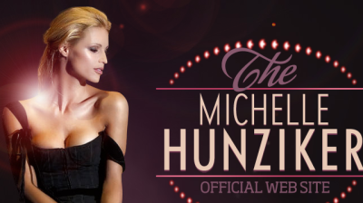 Le site officiel de Michelle Hunziker codé en HTML5, CSS3 et JavaScript. Photos grand format et navigation originale !