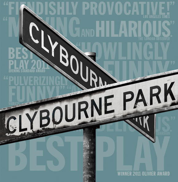 "Just got tickets to go see Clybourne Park on Broadway with my dear friend, http://spookychan.tumblr.com/ The story has picked up a Pulitzer Prize, an Olivier Award, and the Tony Award for Best Play.  Critics has raved about the production.  For an overview, here's Frank Rich's article about the play in New York Magazine: ""Post-Racial Farce"" I'm looking forward to it — even if the seats are a bit dodgy! - RH"
