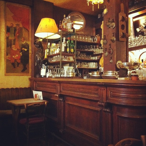 Lovely place in Brussels)  (Taken with Instagram)