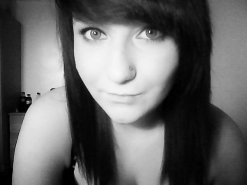 my new icon thingy, aha. :'}
