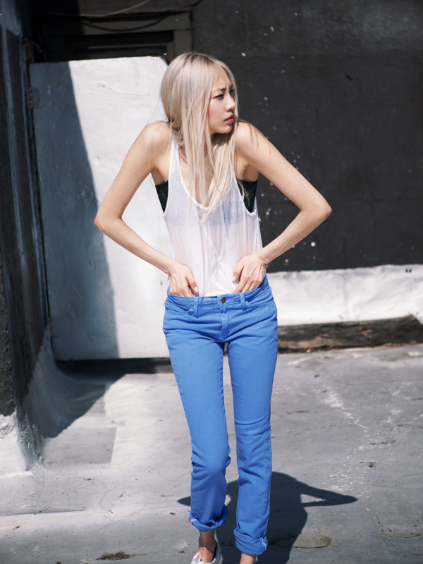 koreanmodel:  Soo Joo by Anouk Morgan. P.S: Thank you so much, Anouk for sending your works in