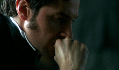 jmrichards:  Oh, look…it's time for some broody Thornton.  My favorite time of day.
