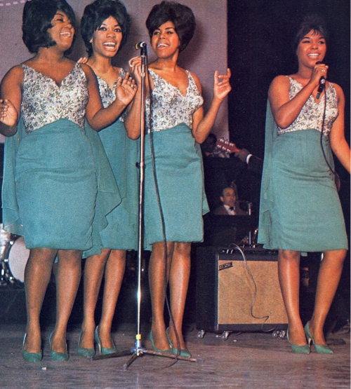 madeinthesixties:  The shirelles