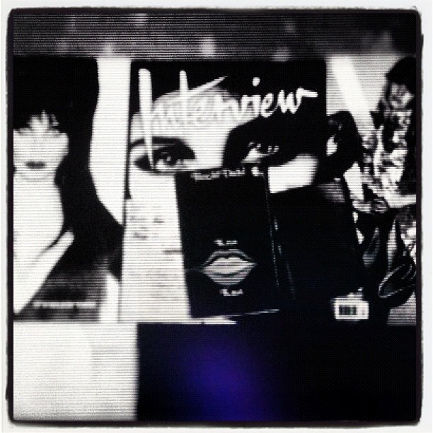#kisskiss @interviewmag chilling' with #elvira from #ponystep. No #cruising from #v , their #lizards. #spiderman . #candice in #balenciaga but it's probably #joan.  Big ups #roalddahl ! (Taken with Instagram)