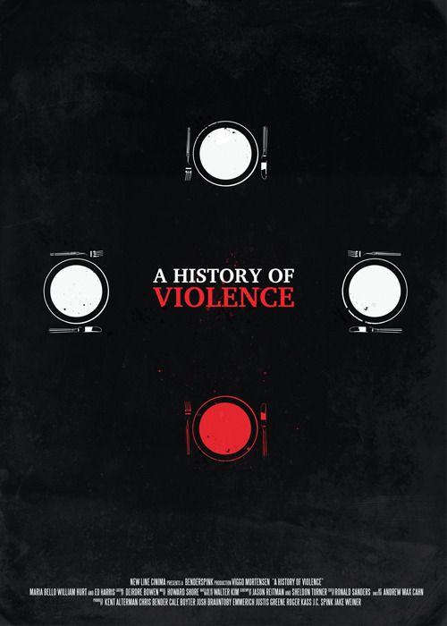 A History Of Violence by Robert Olah