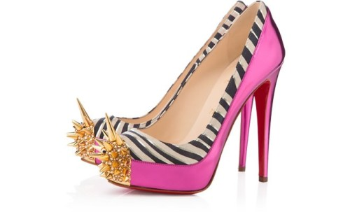 Ooh what I would do to own a pair of Christian Louboutin's…
