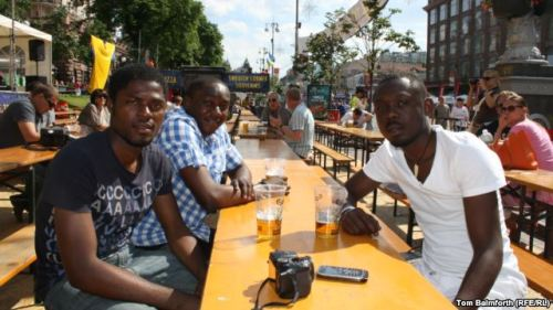 Black Soccer Fans Address Euro 2012 Racism Claims