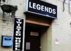 Sons Favourite Places Save the the Twisted Wheel/Legends Club - Opened in 1963 the club was one of the first clubs to play the music that became known as Northern Soul. The Twisted Wheel Club moved to it's new home in Placemate 7 (now Legends/The Outpost) on Whitworth Street, in 1966 where it still holds hugely popular events twice a month.