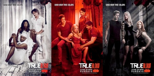 True Blood 30 Days Challenge, Day 17 : Your favorite season. Well I love all of them, I just don't know how to choose. I just watched the fourth for the first time, so for now maybe it would be this one, because it's fresh, and because I can't wait to see what's coming next. Season 4 was great because it was all about change. Every character had changed a lot, and every one of them also went through a lot of changes during the season. I loved everything about it, I didn't find any weak spot at all. I just hope the fifth will be even better.