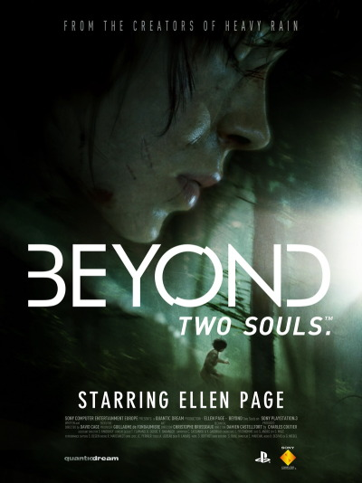 gamefreaksnz:  Beyond: Two Souls: direct feed gameplay footage  Check out the first direct feed gameplay of Beyond: Two Souls for PS3.  Looks sick.