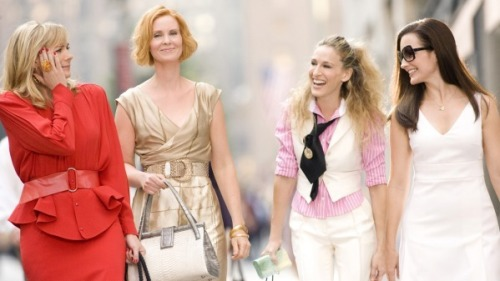 Which Sex & The City character would you be? Take the quiz and find out» - ad http://goo.gl/nXCZD