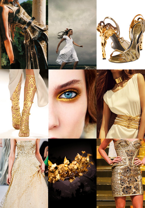 What Would The Greek Gods Wear