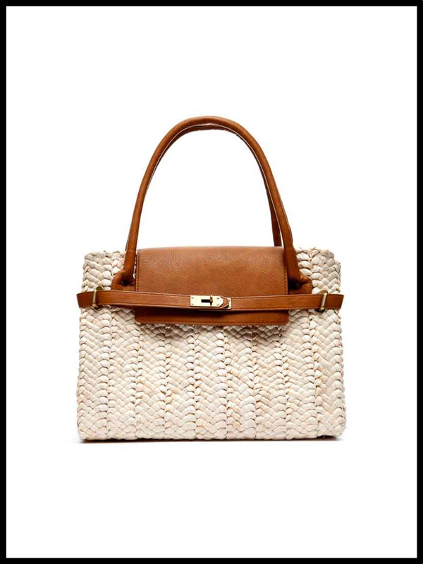 Shop Now Blanco.com: Bolso. (SUITEBLANCO Spring Summer Collection 2012).