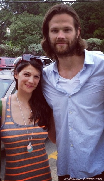 first pic with Gen&Jared since Thomas :) ♥ Gen is so beautiful
