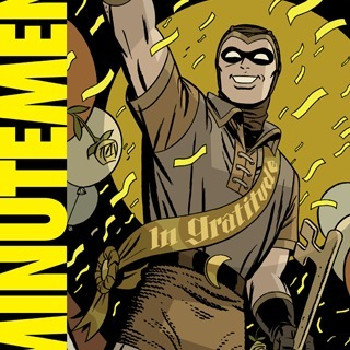 Watching Before Watchmen: Minutemen #01 - Around Comics | The Comic Book Show