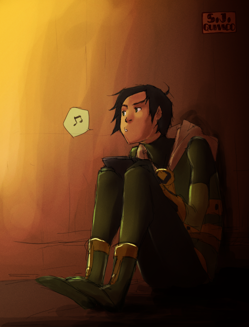 journey-into-mystery:  Speed Paint 3: Kid Loki by *Jonie182